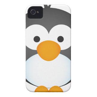 Cute Penguin design Case-Mate iPhone 4 Case