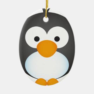 Cute Penguin design Christmas Ornament