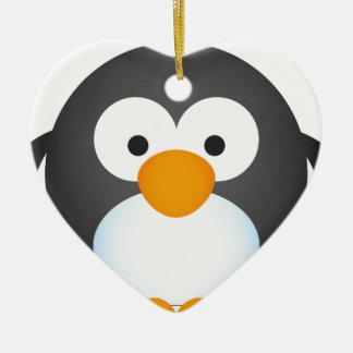 Cute Penguin design Christmas Ornament