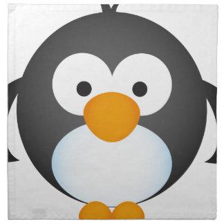 Cute Penguin design Napkin