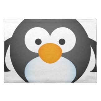Cute Penguin design Placemat