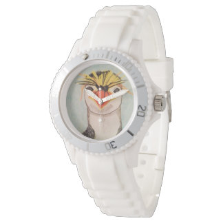 Cute Penguin Face Watch