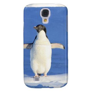Cute Penguin Galaxy S4 Case