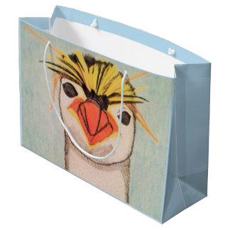 Cute Penguin Gift Bag