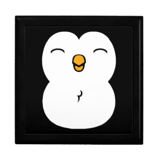 Cute Penguin Gift Box