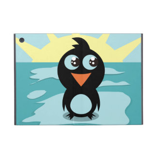 Cute Penguin iPad Mini Powis Case