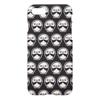 Cute Penguin iPhone 7 Glossy Case