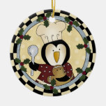 Cute Penguin Ornament