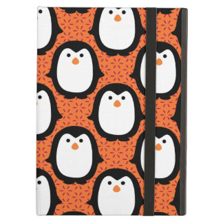 Cute Penguin Pattern Skin iPad Air Cover