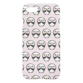 Cute Penguin (Pink) iPhone 7 Clearly™ Case