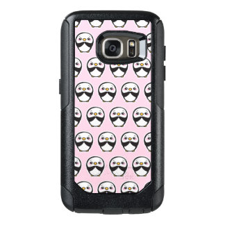 Cute Penguin (Pink) Samsung Galaxy S7 Otterbox