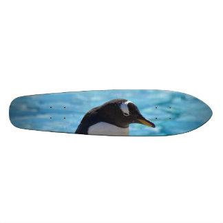 Cute Penguin Custom Skate Board