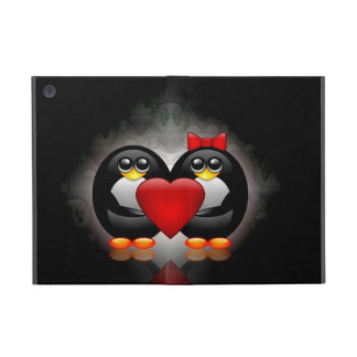 Cute Penguins Case For iPad Mini