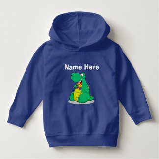 Cute Personalized Dinosaur Hoodies for Boys, NAME