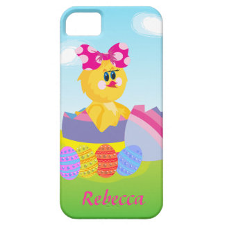 Cute Personalized Easter chic iPhone 5 Cases