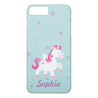 Cute Personalized Magical Unicorn Phone Case