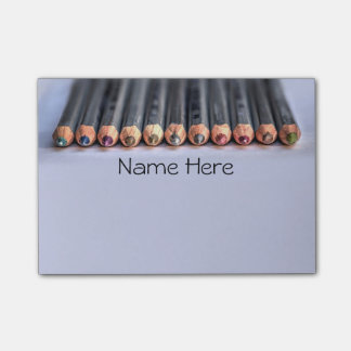 Cute Personalized Post-it Notes
