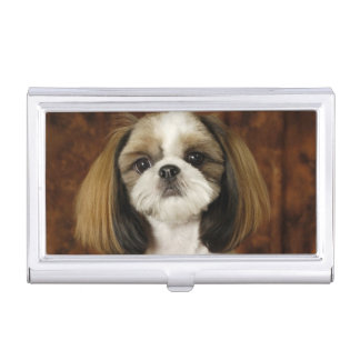 Cute Pet Animal Business Card Holder