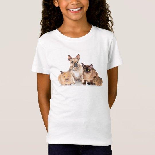 Cute Pet Lovers & Pet Owners Girls Novelty
