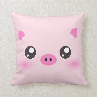 Custom Cute Throw Cushions Zazzle Co Uk