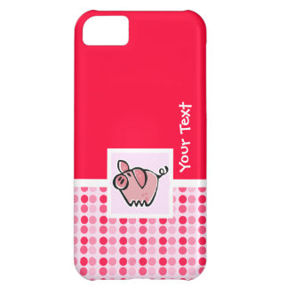 Cute Pig iPhone 5C Case
