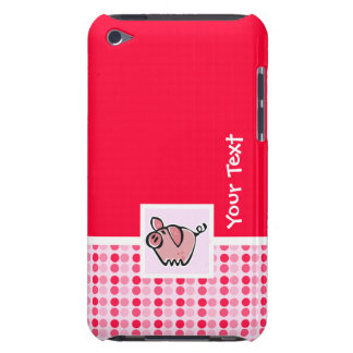 Cute Pig iPod Touch Cover