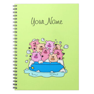Cute Pig Journal