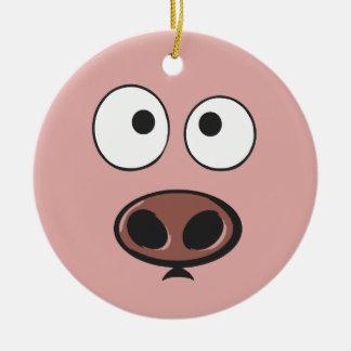 Cute Pig Ornament