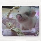 Cute Piglet Mouse Mat