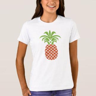 Cute Pineapple Illustration T-Shirt