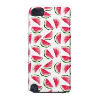 Cute Pineapple & Watermelon Pattern iPod Touch (5th Generation) Cases