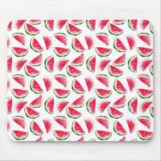 Cute Pineapple & Watermelon Pattern Mouse Mat