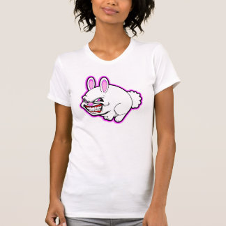 Cute Pink apple bunny (in pink) T-Shirt
