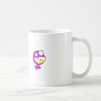 Cute Pink Baby Monster Coffee Mug