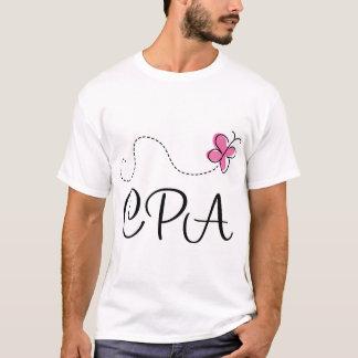 Cute Pink CPA T-Shirt