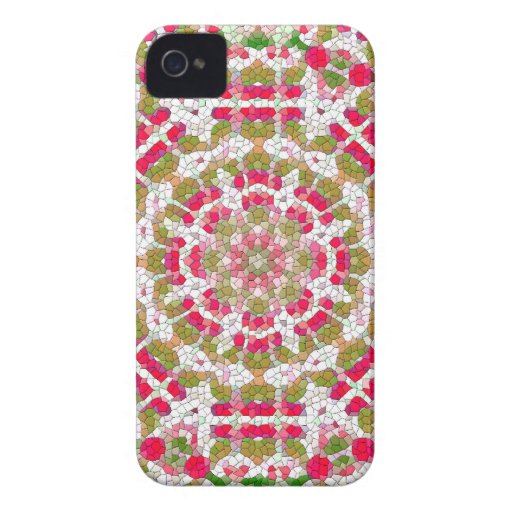 Cute Pink Designer Blackberry Case Women's Gift