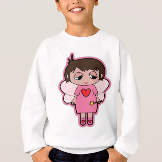 Cute Pink Fairy Sweatshirt
