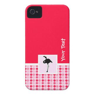 Cute Pink Flamingo iPhone 4 Covers