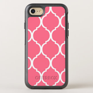 Cute Pink iPhone 7 OtterBox Case