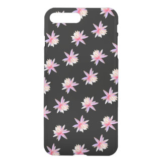 Cute Pink Lotus Flower iPhone 7 Plus Case