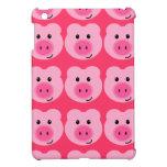 Cute Pink Pig Pattern iPad Mini Case