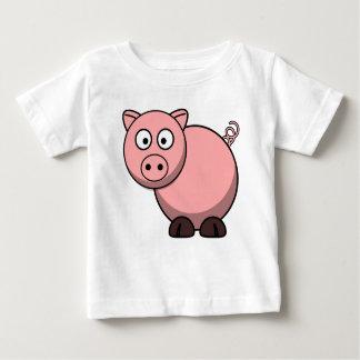 Cute Pink Pig T Shirt