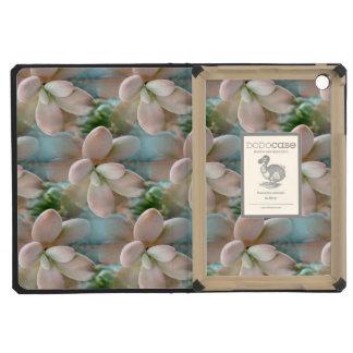 Cute Pink Sedum Succulent Jelly Bean Leaves iPad Mini Retina Case