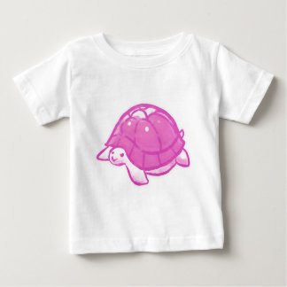 Cute Pink Turtle T Shirts