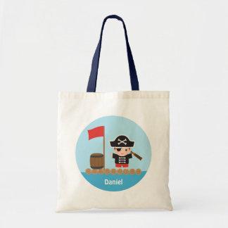 Cute Pirate Captain Ocean Raft For Boys
