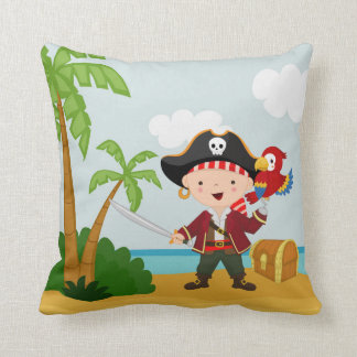 Cute Pirate Cushion