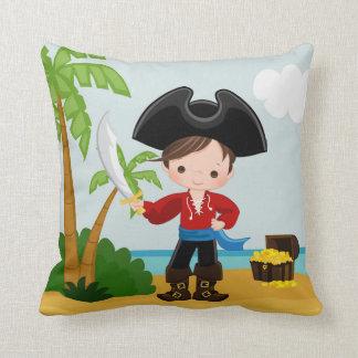 Cute Pirate Throw Cushions