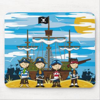 Cute Pirates Mousepad