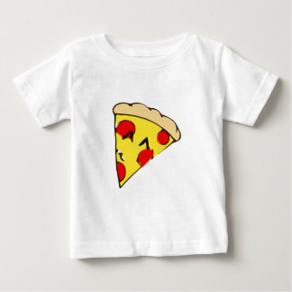 Cute Pizza Slice Baby T-Shirt