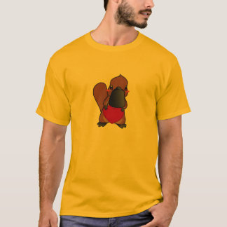 Cute Platypus T-Shirt